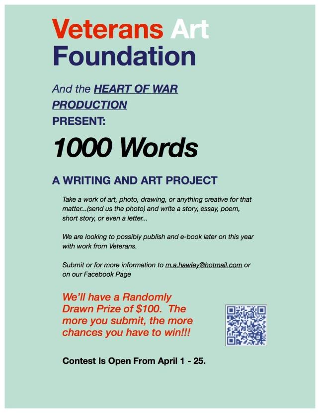 1000 Words Contest