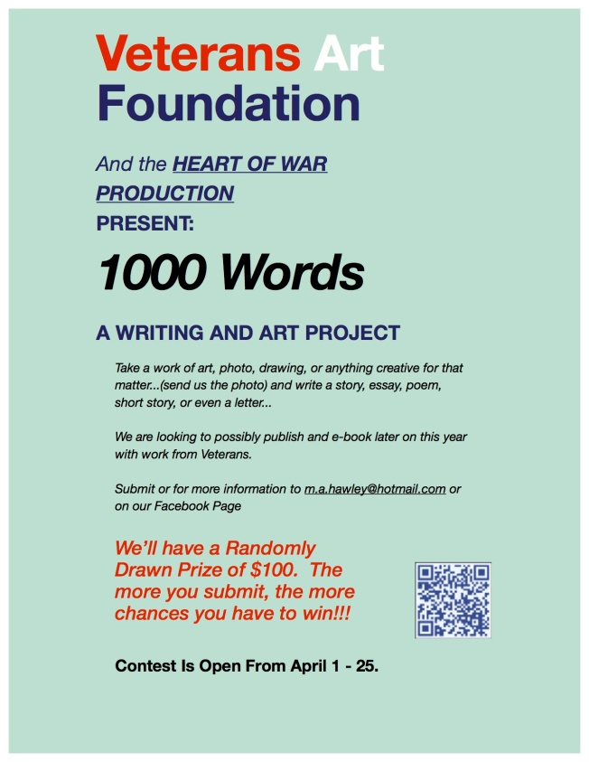 1000 Words Contest